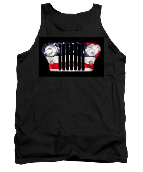 All-american Tank Top