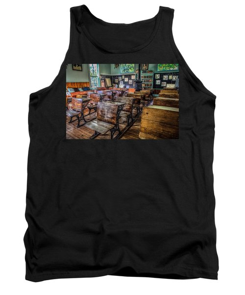All Grades Tank Top by Ray Congrove