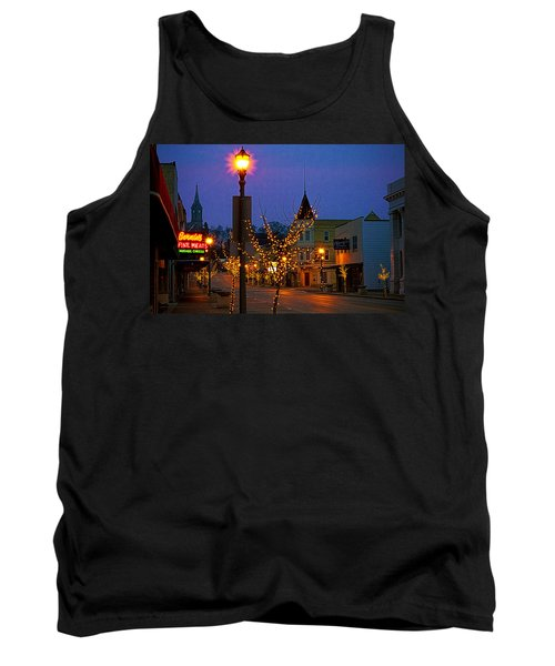 All Shined Up Tank Top by James  Meyer