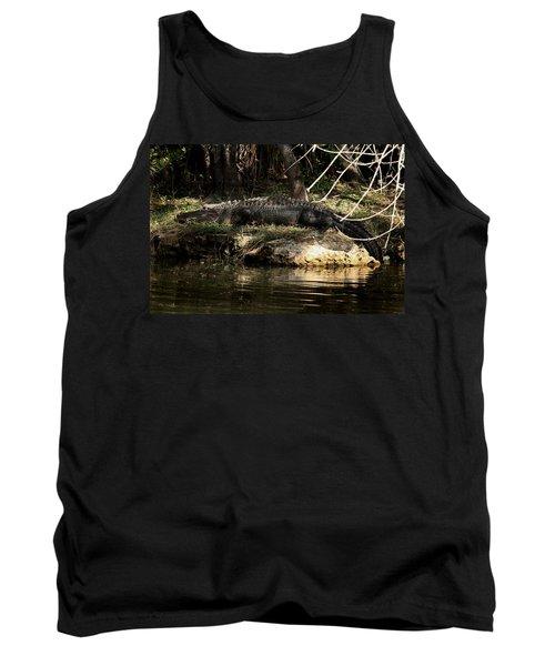 Alligator  Tank Top