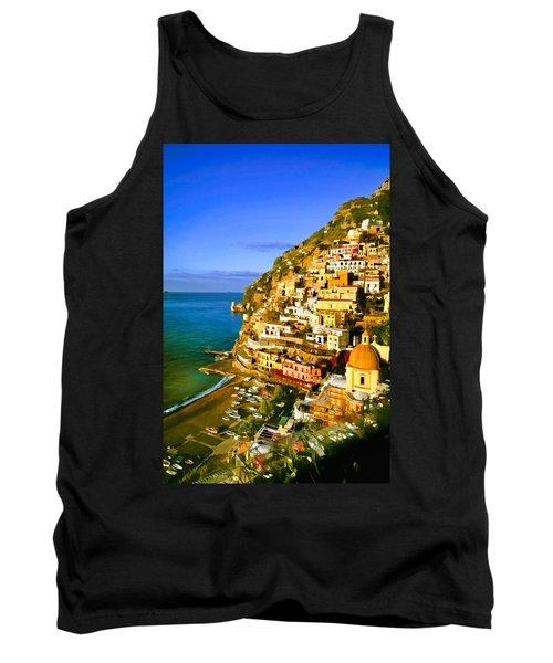 Along The Amalfi Coast Tank Top