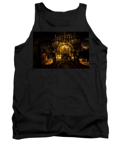 Altar Of The Crucifixion Tank Top