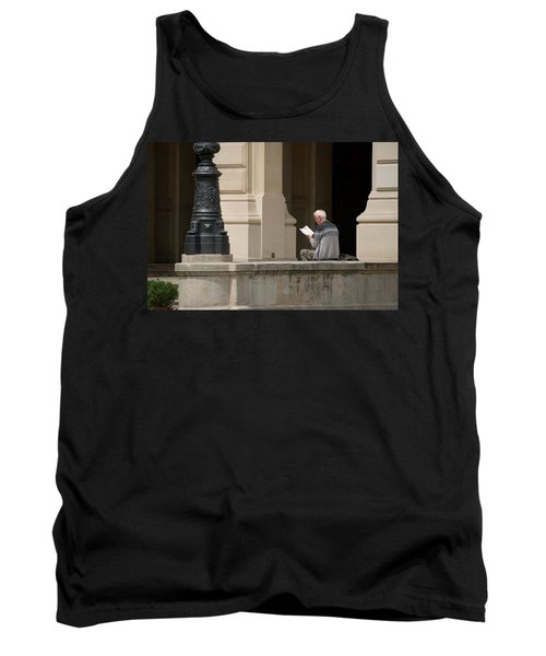 Tank Top featuring the photograph Alte Oper by Steven Richman