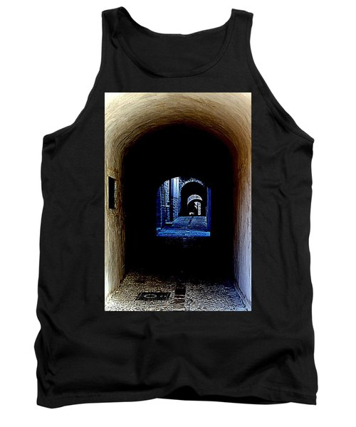 Altered Arch Walkway Tank Top