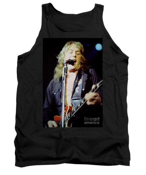 Alvin Lee - Ten Years Later At Oakland Auditorium 1979 Tank Top