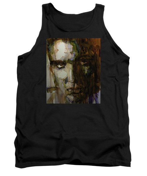 Always On My Mind Tank Top by Paul Lovering