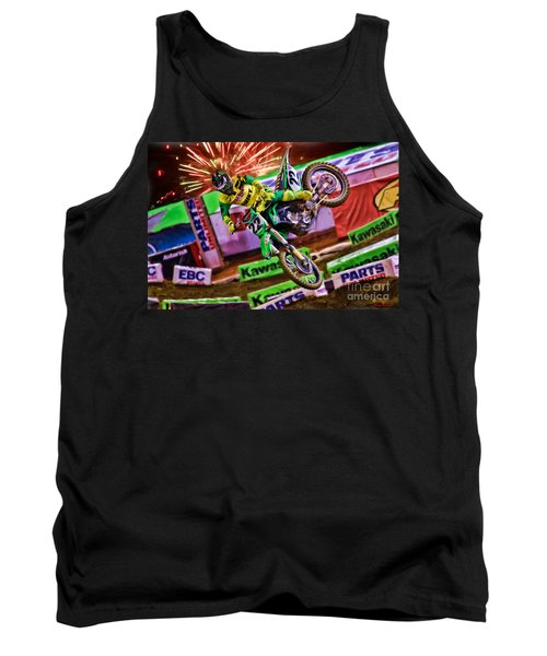 Ama 450sx Supercross Chad Reed Tank Top