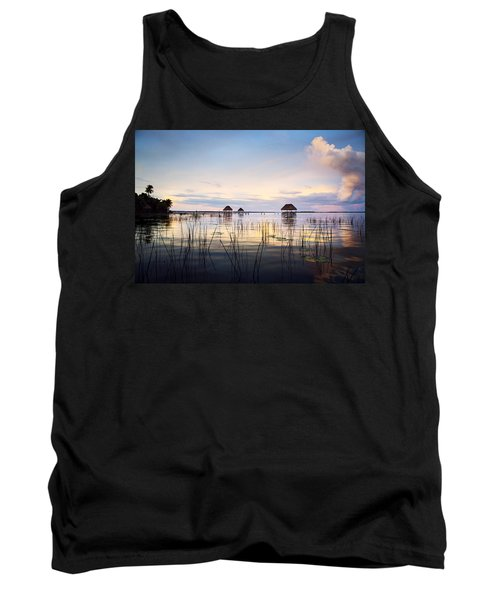 Amazing Bay Sunset Tank Top