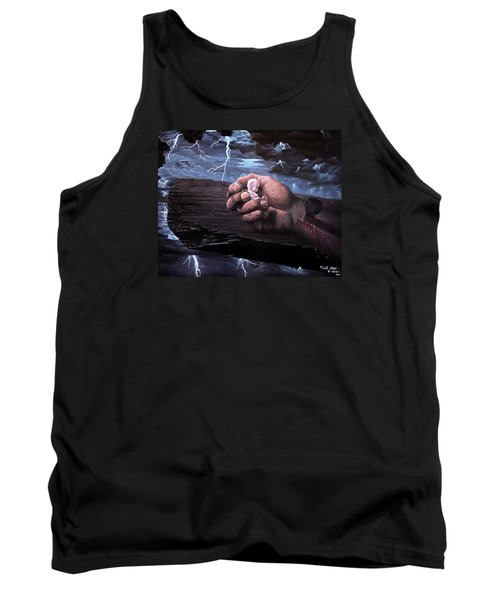Amazing Grace Tank Top by Bill Stephens