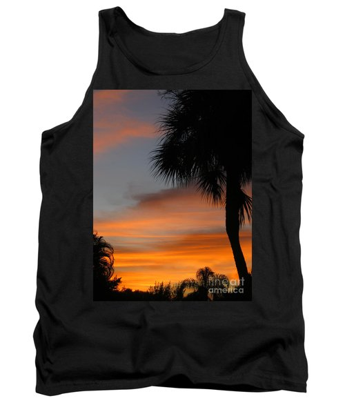 Amazing Sunrise In Florida Tank Top