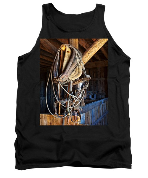 Tank Top featuring the photograph American History by Jim Garrison