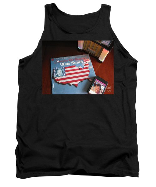 Tank Top featuring the photograph American Music by Michael Krek