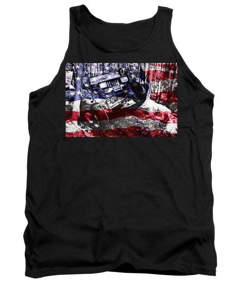 American Wrangler Tank Top