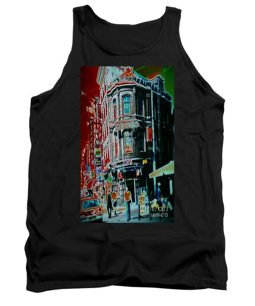 Amsterdam Abstract Tank Top