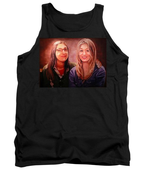 Amy And Penny Tank Top