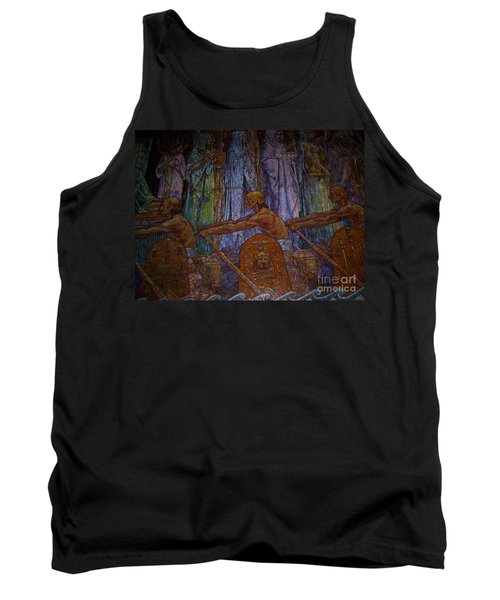 Tank Top featuring the photograph Ancestry by Michael Krek