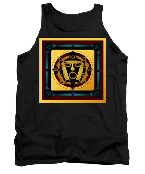 Ancient Eyes Tank Top