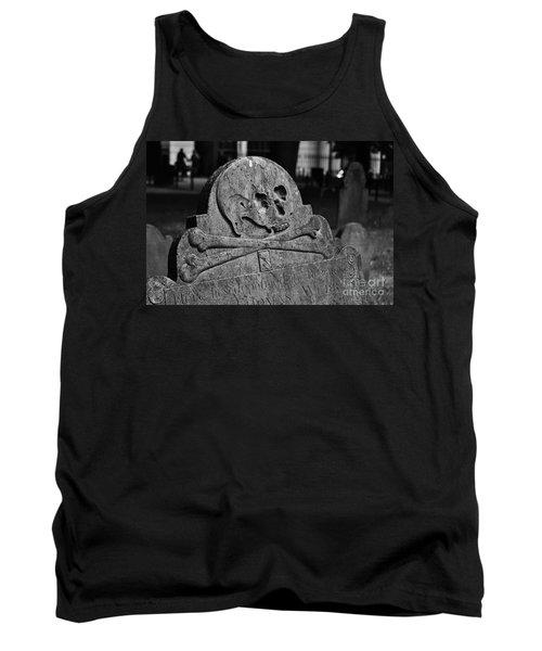 Ancient Gravestone Tank Top