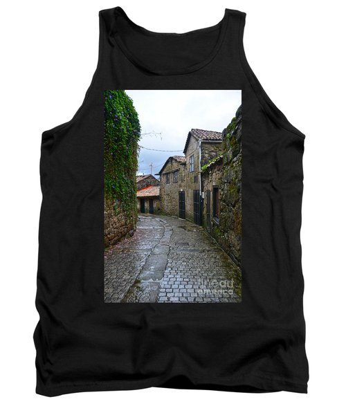 Ancient Street In Tui Tank Top