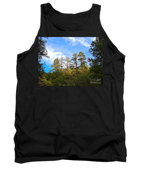 Ancient Watchers Tank Top by Gem S Visionary