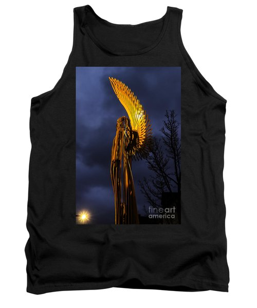 Angel Of The Morning Tank Top by Steve Purnell