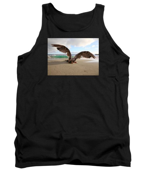 Angels- We Shall Not All Sleep Tank Top