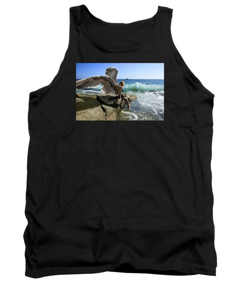 Angels- Yes I'm With You Tank Top