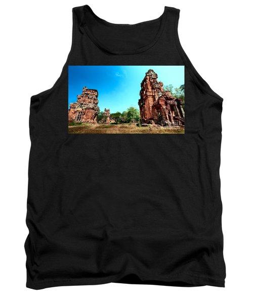 Angkor Wat Ruins Tank Top
