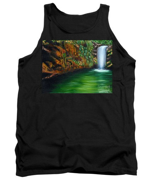 Annadale Waterfall Tank Top