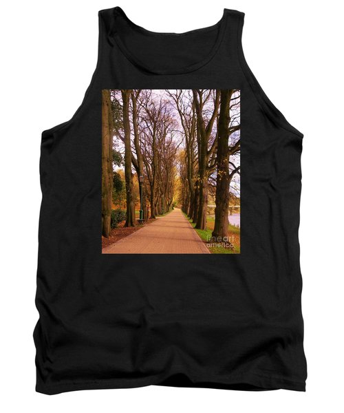 Another View Of The Avenue Of Limes Tank Top
