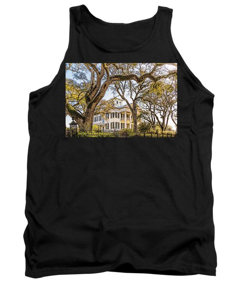 Antebellum Mansion Tank Top