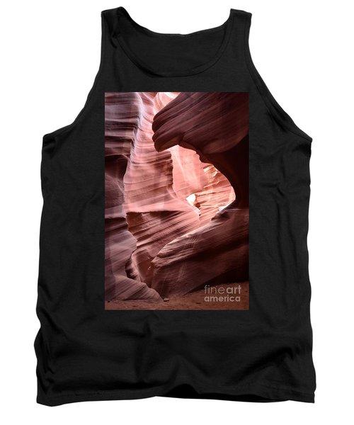 Antelope Canyon Page Az Tank Top by DejaVu Designs