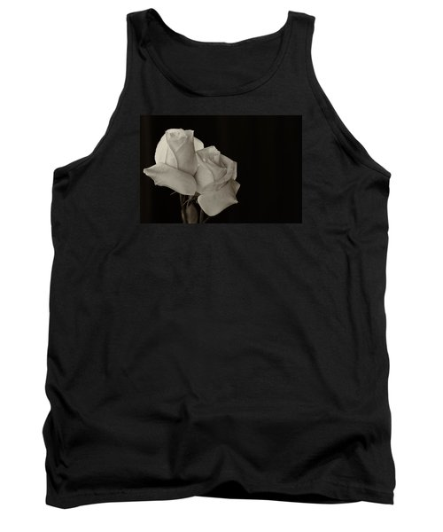 Antique Roses Tank Top