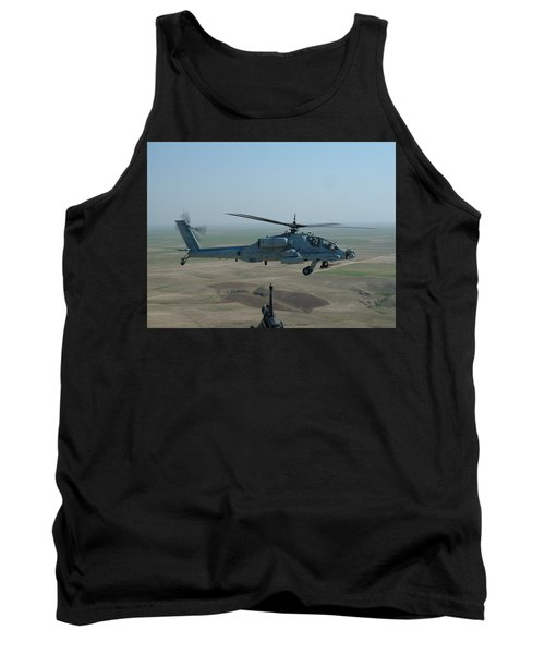 Apache Gray Tank Top