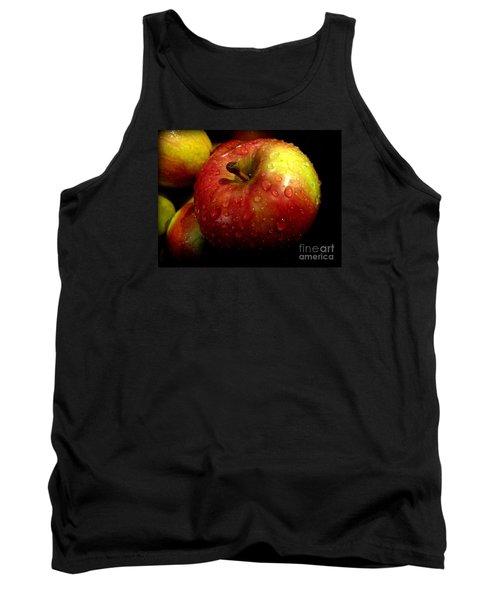Apple In The Rain Tank Top