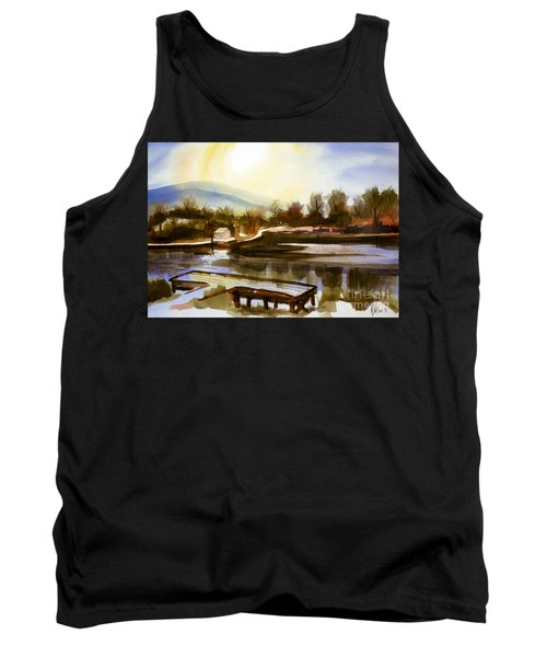 Approaching Dusk IIb Tank Top