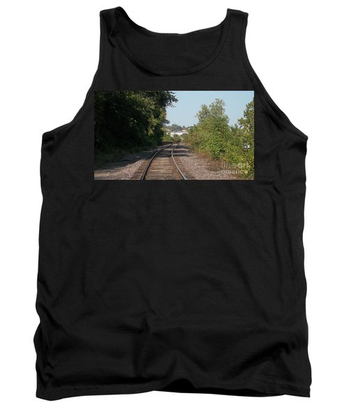 Tank Top featuring the photograph Arch In The Distance by Kelly Awad