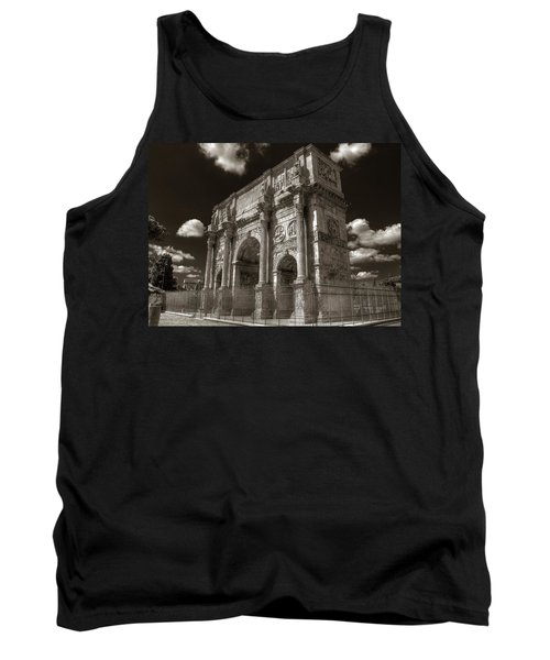 Arch Of Constantine Tank Top