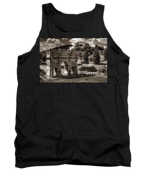 Arch Of Contantine Tank Top