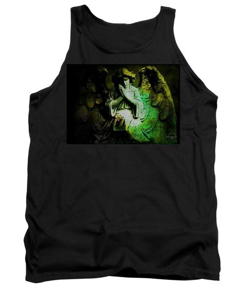 Archangel Uriel Tank Top