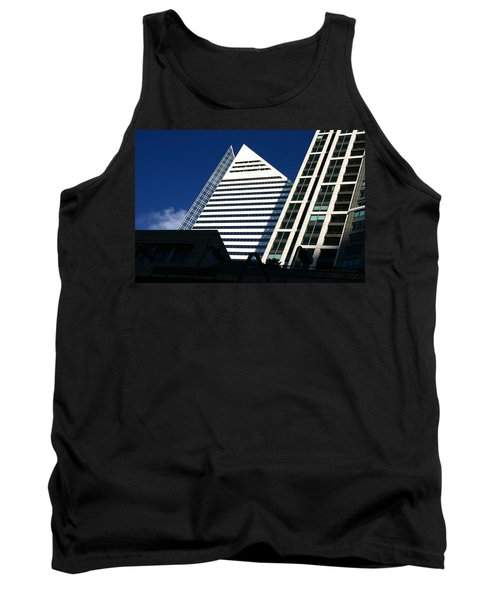 Architectural Pyramid Tank Top