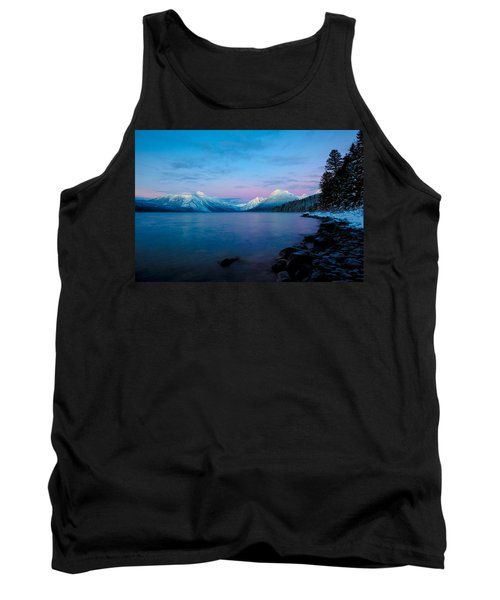 Tank Top featuring the photograph Arctic Slumber by Aaron Aldrich