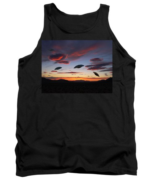 Area 51 Fly Zone Tank Top