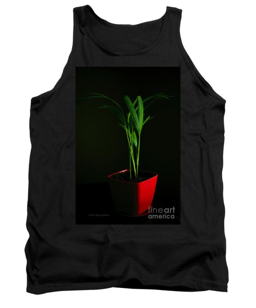 Areca Palm Tank Top