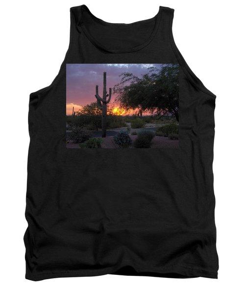 Arizona Sunset Tank Top