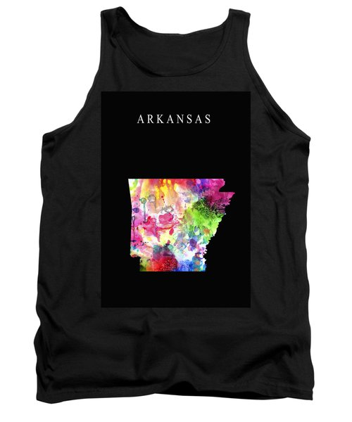 Arkansas State Tank Top