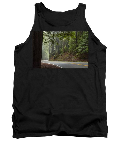 Around The Bend Tank Top