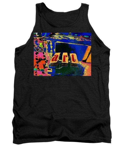 art Tank Top
