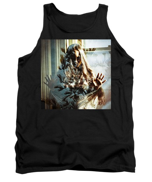 As The World Falls Down Tank Top