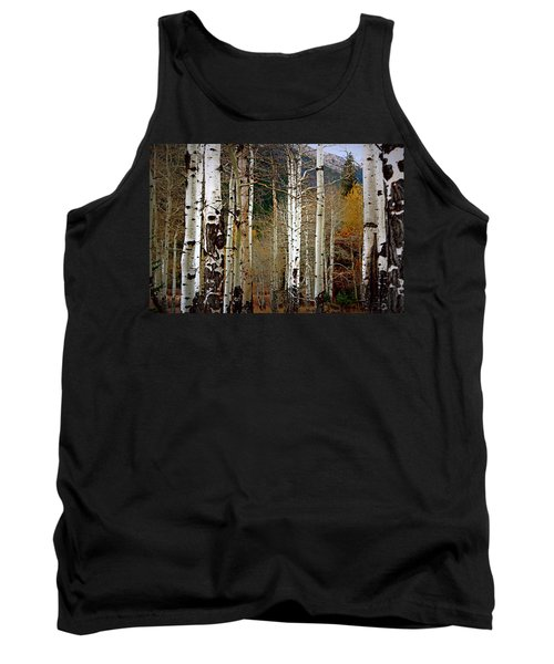 Aspen In The Rockies Tank Top